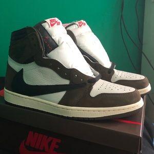"""Air Jordan 1 Retro Travis Scott """"Cactus Jack"""""""